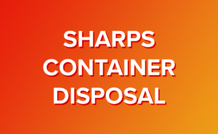 How To Dispose a Sharps Container