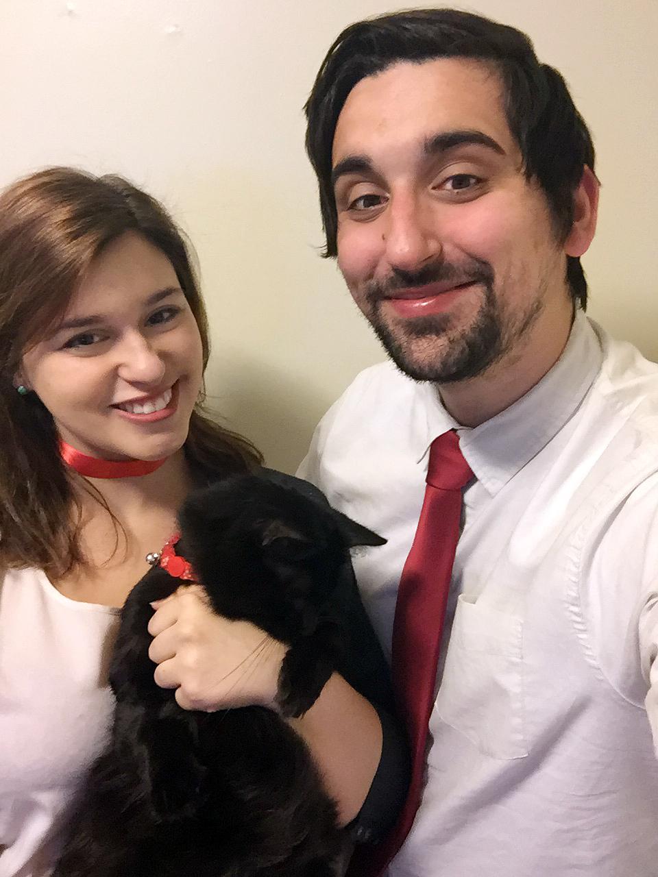 Natalie and Michael Bishop Bleeding Disorders Awareness